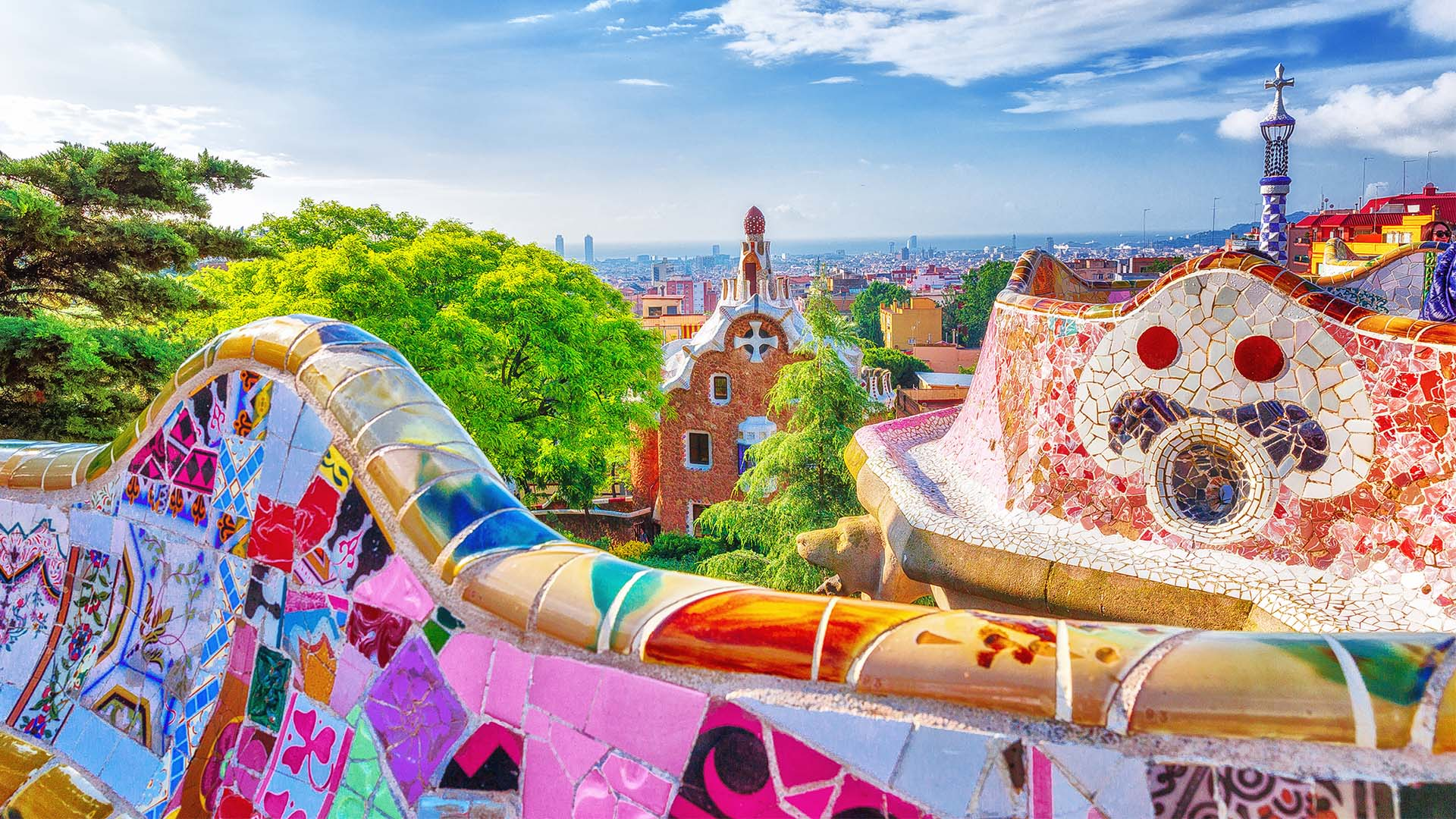 Barcelona: cool for kids