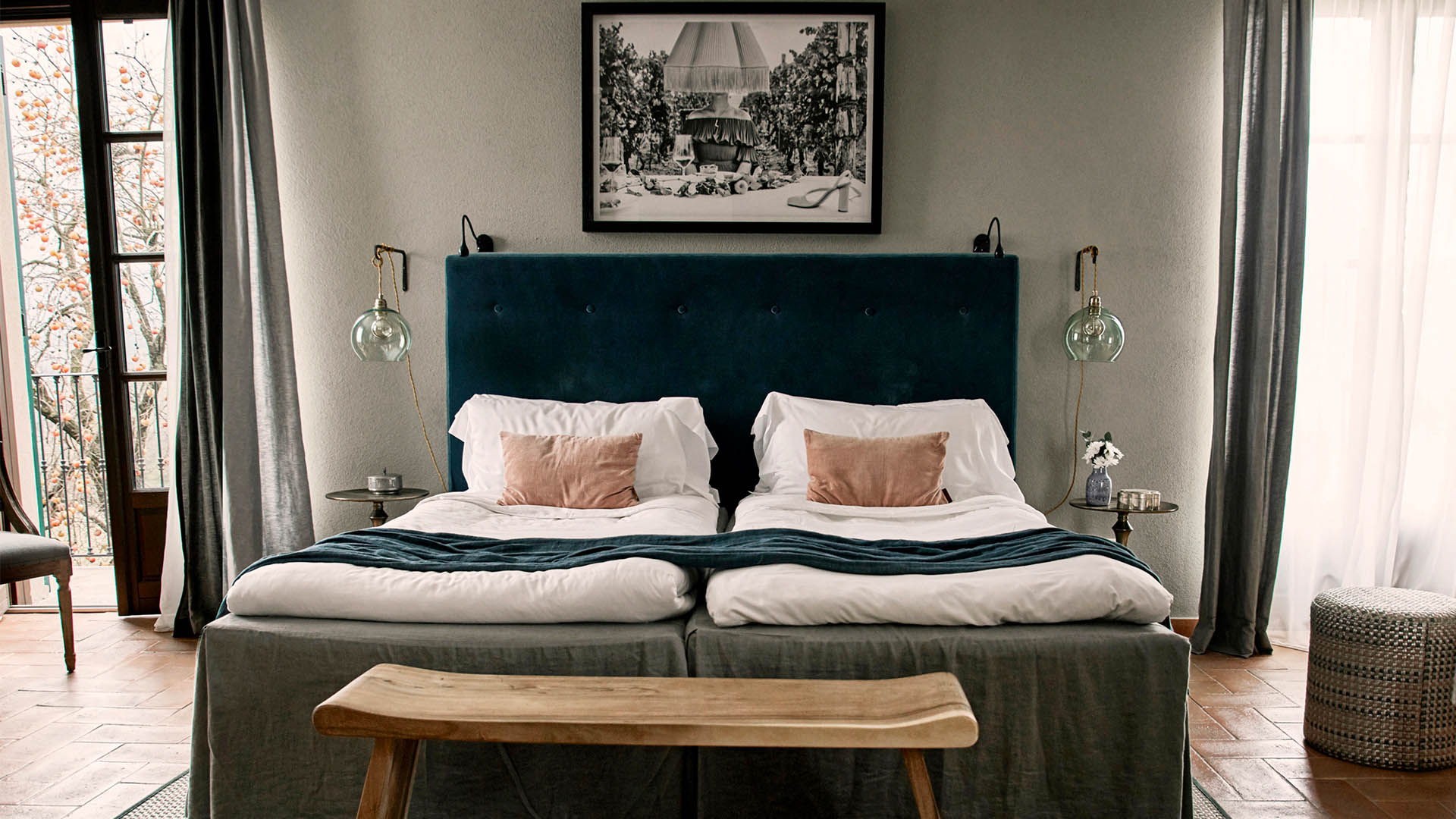 6 of Europe's Most Beautiful Bedrooms